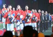 Thủ tướng Nguyễn Xuân Phúc mời cơm thân mật, chúc mừng chiến thắng đội tuyển bóng đá đoạt ngôi vị cao nhất SEA Games 30