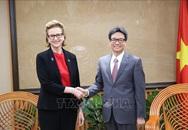 Phó Thủ tướng Vũ Đức Đam tiếp Đại diện thường trú UNDP