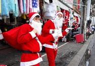 Dịch vụ thuê ông già Noel tặng quà đang siêu đắt hàng, phụ huynh đặt lịch càng sớm, giá càng mềm