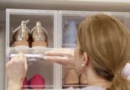 Những mẹo lưu trữ giày dép cực hay ho không phải ai cũng biết