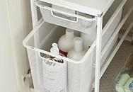 6 bước để sắp xếp tủ lưu trữ dưới bồn rửa phòng tắm nhanh gọn và ngắn nắp bất ngờ