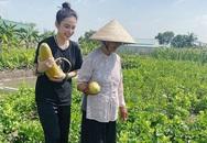 Angela Phương Trinh về quê, vào bếp nấu ăn