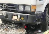 Va chạm giữa xe máy và xe tải người đàn ông đi ăn giỗ chết thảm