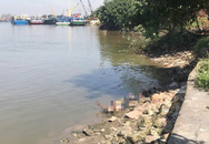 Thi thể nam giới có hình xăm rồng, cọp trôi trên sông Sài Gòn