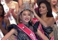 Cô gái vượt qua thành tích của Hà Kiều Anh giành vương miện Hoa hậu Sinh viên thế giới là ai?