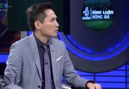 Chiến Thắng, Phan Đăng nói gì khi BLV Quốc Khánh giễu cợt thủ môn Bùi Tiến Dũng trên sóng truyền hình?