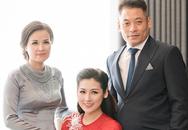 Những ông bố phong độ của sao Việt