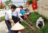 Nga Sơn - Thanh Hóa: Nỗ lực nâng cao nhận thức người dân về vệ sinh môi trường nông thôn