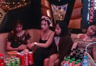 3 cô gái trong quán karaoke dương tính với ma túy