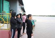 Vụ chìm tàu chở gạch trên sông Văn Úc: Lời kể của gia đình nạn nhân