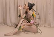 Ca sỹ Nhật Huyền quyến rũ và đầy quyền lực trong bộ ảnh Ngũ hành