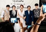 Cô dâu mời ba người yêu cũ dự đám cưới