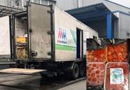 Bắt 2 container thịt đông lạnh nhập lậu tại siêu thị MM Mega Market