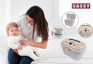 Chăm sóc bé nhàn tênh với loạt sản phẩm hữu ích đến từ châu Âu
