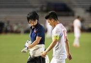 Thông tin chính thức về tình trạng chấn thương của Quang Hải