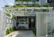 Ngôi nhà nhỏ trong lành và duyên dáng với cây xanh thân thiện của cặp vợ chồng mới cưới ở TP. Đà Nẵng