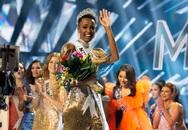 Đường đến vương miện Miss Universe của 'viên ngọc đen' Nam Phi