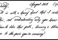Hé lộ toàn bộ nội dung bức thư Meghan gửi cho cha đẻ ngay sau đám cưới hoàng gia đang gây tranh cãi dữ dội