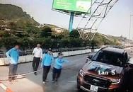 Điều tra nhóm người bị cho là gây rối tại trạm BOT cầu Bến Thủy 2