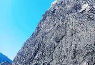 Lên đèo Đá Trắng chụp hình tự sướng, du khách suýt bỏ mạng