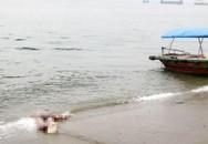 Phát hiện thi thể không đầu trôi dạt trên biển ở Phú Quốc