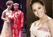 Á hậu Dương Trương Thiên Lý - cuộc sống bà hoàng sau khi lấy chồng đại gia hơn nhiều tuổi
