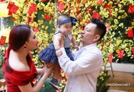 Thanh Thảo dự tiệc cùng chồng Việt kiều và hai con