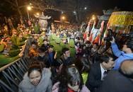 Hơn 2.000 cán bộ, chiến sỹ bảo vệ lễ khai ấn đền Trần, số lượng phát không giới hạn
