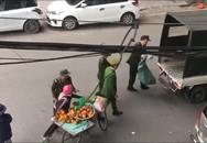 Clip thu giữ cam trên phố Lê Văn Linh: Phản cảm