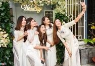 Dàn dâu phụ xinh đẹp trong lễ rước dâu diễn viên 'Gạo nếp gạo tẻ'