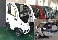 Ô tô điện siêu rẻ 40 triệu làm nóng thị trường