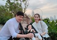 Đặng Thu Thảo mặn mà hơn khi làm mẹ, viên mãn bên chồng và con gái