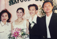 Bất ngờ nhan sắc người vợ 'bí mật' ít người biết của danh hài Hoài Linh