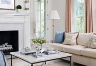 Những mẫu bàn trà cỡ lớn dành riêng cho căn phòng khách rộng rãi