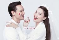 Hồ Ngọc Hà và Kim Lý tung ảnh cưới, sẽ kết hôn vào tháng 3 này?