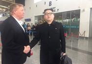 Bản sao Kim Jong-un ra sân bay rời Hà Nội