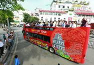 Xe buýt 2 tầng miễn phí cho phóng viên quốc tế đưa tin hội nghị thượng đỉnh Mỹ - Triều Tiên