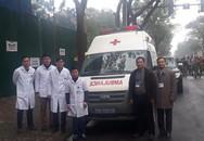 Huy động hơn 500 cán bộ y tế phục vụ Hội nghị thượng đỉnh Mỹ-Triều