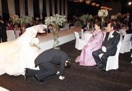 """Bất ngờ cuộc hôn nhân """"lệch chuẩn"""" giữa con trai độc nhất của phó Chủ tịch Samsung và sao nữ hạng B kém sắc"""