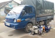 Xe tải nghi chở gỗ lậu đâm hai chiến sỹ CSGT nhập viện