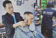 Người dân Hải Phòng rủ nhau đi tạo kiểu tóc của Chủ tịch Triều Tiên Kim Jong-Un