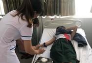 19 học sinh nhập viện sau khi uống trà sữa