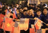 Tổng thống Trump cảm ơn người dân Việt Nam đón tiếp nồng hậu