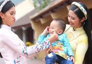 Ngọc Hân, Tiểu Vy cùng ghi hình chương trình 30 Tết