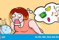 Mẹo giúp bạn không bị ám ảnh bởi cân nặng vào ngày Tết