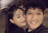 Nhã Phương đã khoe khoảnh khắc hạnh phúc bên ông xã Trường Giang ngay đầu năm mới