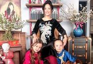 Tết đầu tiên làm mẹ đơn thân của ca sĩ Hồng Nhung