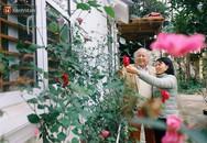 Cái Tết thứ 11 đầm ấm của cặp vợ chồng 'ông cháu' lệch nhau 50 tuổi ở Hà Nội: Tôi thích lan và anh ấy trồng cả vườn hoa lan sau nhà
