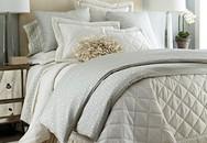 """""""Lột xác"""" phòng ngủ trong năm mới vừa hiện đại quyến rũ với màu xám"""