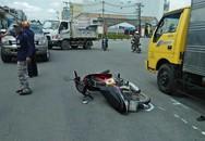 3 thanh niên trên một chiếc xe máy tử vong sau pha va chạm với xe tải